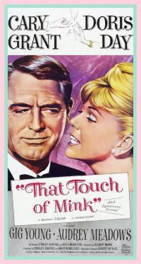 That Touch of Mink movie poster