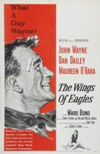 The Wings of Eagles movie poster