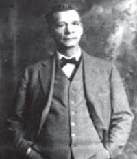 Tom Bass, a founder of the American Royal