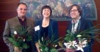 Thorpe Menn Award finalists John Mark Eberhart, Donna Trussell, Matthew Eck