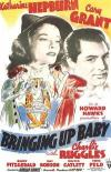 Bringing Up Baby movie poster
