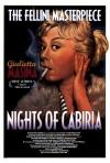 Nights of Cabiria movie poster