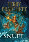 Terry Pratchett Snuff cover