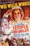 Wee Willie Winkie movie poster