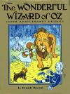 The Wonderful Wizard of Oz book cover