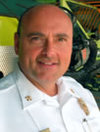 Joseph Vitale, Battalion Chief, Public Information Officer for the Kansas City Fire Department
