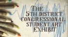 U.S. Rep. Emanuel Cleaver II and his wife Dianne Cleaver recognize high school artists at a town hall gathering and name the top five submissions in this annual celebration of artistic discovery. Entries will be on display with many on view through April 7.