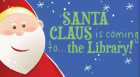 Bring your lists for Santa and join in a holiday sing-a-long, listen to your favorite stories, and make your very own snow globe or decorative votive candle holder to take home. Then, follow us down to the Film Vault to watch a short video.