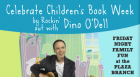 Celebrate Children's Book Week with a rockin' concert for kids by Dino O'Dell! Winners of the 2011 Children's Bookmark Contest will be announced during the event.