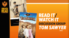 After reading, or perhaps re-reading the Mark Twain classic ¬ come watch this film adaptation ¬  MGM's musical Tom Sawyer (1973). Afterwards, join Big Read discussion facilitator Kaite Stover for a conversation comparing the written word to its dramatic interpretation.