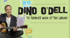 Enjoy an interactive music and storytelling performance for the whole family by award-winning songwriter, Dino O'Dell.