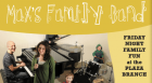 Welcome back Max's Family Band for a rockin' kids' concert that adults will dig too!