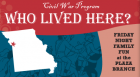Join our friends from the John Wornall House for an informative, creative, hands-on program that will help children learn about who lived in Missouri during the Civil War era.