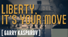 Garry Kasparov, considered by many to be the greatest chess player in history, d
