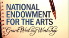 National Endowment for the Arts representatives Anita Decker and Mike Griffin discuss recent changes to NEA grant requirements and offer a tutorial for persons and organizations seeking NEA funding.