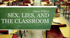 Local author and former Kansas City School District teacher James P. Wilcox discusses Sex, Lies, and the Classroom – a novel set in a fictional inner-city school.