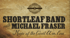 One of Missouri's most acclaimed musical groups, Shortleaf Band with Michael Fraser presents a concert featuring original and traditional music from the Civil War.
