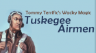 The Kansas City Public Library celebrates Black History Month with Tommy Terrific's Wacky Magic Show honoring the Tuskegee Airmen at selected Library branches. The show is appropriate for ages 4 and up.