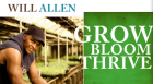 Urban farming pioneer Will Allen of Growing Power Inc. in Milwaukee, Wisconsin, hosts a workshop and presentation on growing your own food in the urban core.
