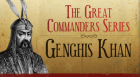 Historian Terry Beckenbaugh of the Military History Department at the Command and General Staff College at Fort Leavenworth discusses Genghis Khan, ruler of the Mongol Empire and leader of the Mongol invasions of Eurasia.
