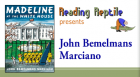 John Bemelmans Marciano, grandson of original Madeline author Ludwig Bemelmans, discusses the latest installment in the beloved series of children's books.