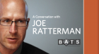 Library Director Crosby Kemper III leads a conversation on entrepreneurship with Joe Ratterman, president and chief executive officer of BATS Exchange.