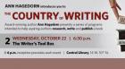 Ann Hagedorn: The Writer's Toolbox