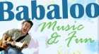 St. Louis kids' rocker Babaloo performs his one-man musical comedy act for children of all ages. Be ready for a high-energy, over-the-top, fun-filled experience.