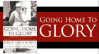 Pulitzer Prize-nominee David Eisenhower offers an account of his grandfather's life during his post-career years in a new book, Going Home to Glory: A Memoir of Life with Dwight D. Eisenhower, 1961-1969.