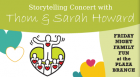 Enjoy original children's songs and storytelling as part of the 11th Annual Kansas City Storytelling Celebration.