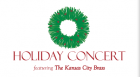 The Kansas City Brass returns for its annual holiday performance, offering a selection of holiday favorites from the sacred to the secular.
