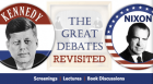 This second event in a series called The Great Debates  Revisited features a screening of the second presidential debate between  Kennedy and Nixon, with introductory commentary and a post-screening Q&A session led by James   Roth