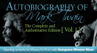 Project Editor Robert Hirst discusses the release of Mark Twain's unexpurgated autobiography and Twain's request that the most controversial and inflammatory sections not be released until 100 years after his death.