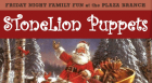 Santa's workshop comes alive in this charming performance of 'Twas the Night Before Christmas by the StoneLion Puppets