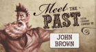 Be a part of the final KCPT taping of Meet the Past as the director of the Kansas City Public Library interviews the famous (and infamous) abolitionist