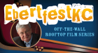 Pulitzer-Prize-winning film critic Roger Ebert joins the annual Off-the-Wall Film Series for a cross section of his favorites that he believes deserves wider attention.