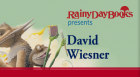 Renowned illustrator David Wiesner discusses his new book ART & MAX and explains how he transforms his zany ideas into award-winning picture books.