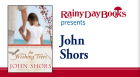 Author John Shors discusses his new novel about a former high-tech executive who honors his late wife's final wish by taking their 10-year-old daughter on a trip across Asia.