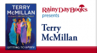 Bestselling author Terry McMillan discusses her latest novel Getting to Happy, the followup to Waiting to Exhale.