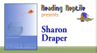 Best-selling young adult author Sharon Draper discusses her  new novel, a story full of heartache and hope Out of My Mind.