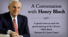 The chairman emeritus of  H&R Block discusses how the entrepreneurial start-up he and  his brother Richard co-founded in Kansas City in 1955 grew to become the world's largest tax services company