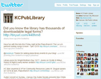 Kansas City Public Library on Twitter