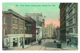 Postcard, Library district