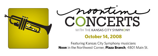 Noontime Concert with the Kansas City Symphony