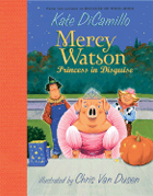 book cover, Mercy Watson