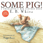 Book cover, Some pig!
