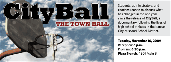 Students, administrators, and coaches reunite to discuss what has changed in the one year since the release of CityBall, a documentary following the lives of high school athletes in the Kansas City Missouri School District.