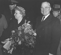 President and Mrs. Truman