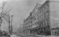 13th & Main around 1890