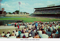 Kansas City Municipal Stadium